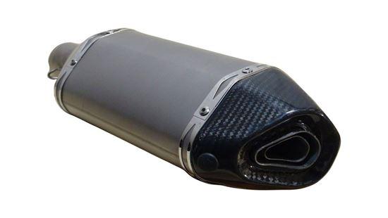 Picture of Спортно гърне за мотоциклет атв ендуро пистов крос 35-51мм