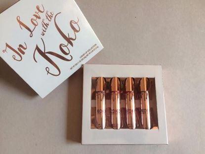 Снимка на Комплект матови червила - Кайли Kylie Cosmetics Koko Kollection