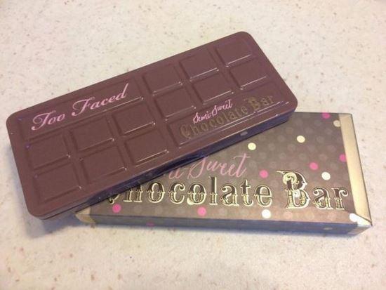 Picture of Сенки за очи Ту Фейсед семи суийт - Too Faced Semi-Sweet Chocolate Bar