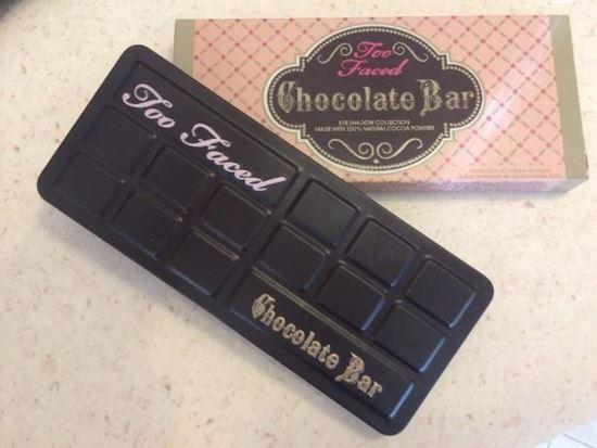 Снимка на Сенки за очи Ту Фейсед тъмен шоколад - Too Faced Chocolate Bar Palette