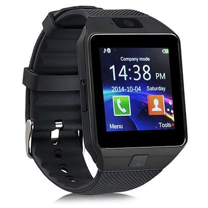 Снимка на Смарт часовник DZ09, Smart Watch DZ09 със сим карта, камера,Bluetooth