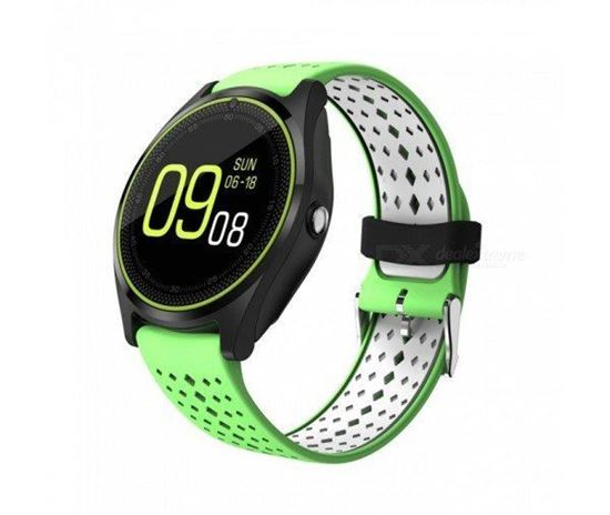 Снимка на Смарт часовник V9 с Kамера, SIM слот, Bluetooth,Aндроид
