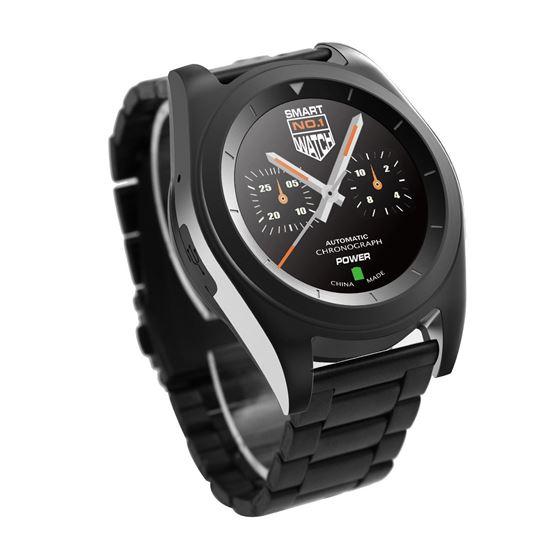 Снимка на SMART WATCH ANDROID G6 със стоманен корпус и сутер функции