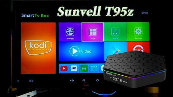 Снимка на Тв Бокс T95Z Plus 3GB 32GB Amlogic S912 Octa Core Android 7.1 OS Smart