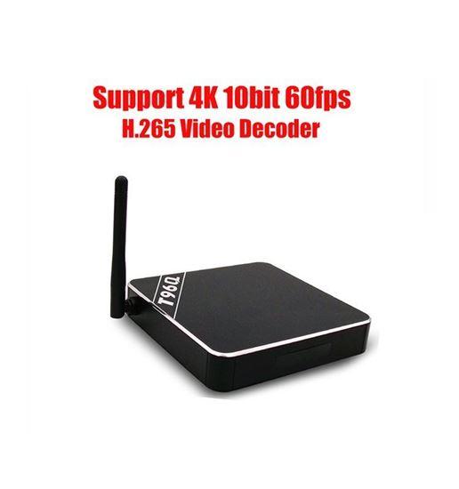 Снимка на Тв Бокс, T96Q RK3229 2GB/8GB Smart TV Box Телевизия Android 4K