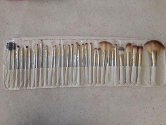 Picture of Четки за грим Вандер 32бр VANDER различни цветове