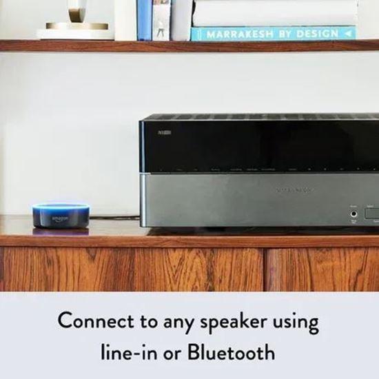 Снимка на Безжична колонка Amazon Echo Dot 2, за Amazon Alexa система 7x вгр