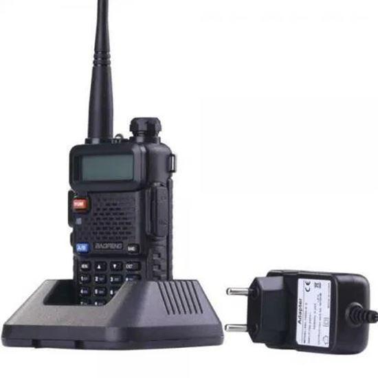 Снимка на Двубандова радиостанция BAOFENG UV-5R DTMF 136-174/400-520MHz