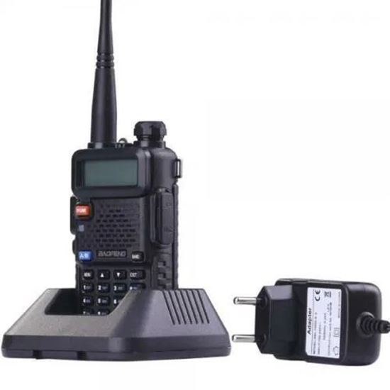 Picture of Двубандова радиостанция BAOFENG UV-5R DTMF 136-174/400-520MHz