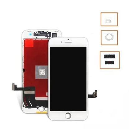 Снимка на Дисплей за Iphone 8 Бял и Черен Супер Качество АААА+ Оригинални