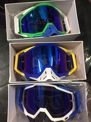 Снимка на Racecraft очила-маска за мотокрос/ендуро/downhill