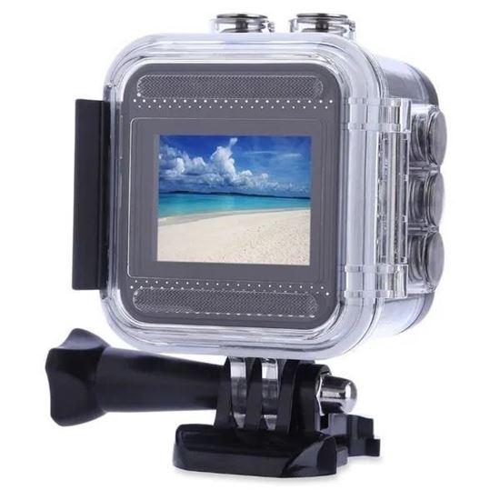 Снимка на Екшън камера SJCAM M10 PLUS + Гаранция от 1 година 1080РWIFI