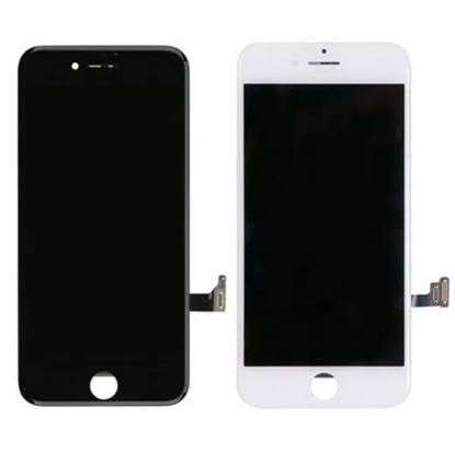 Снимка на Дисплей за Iphone 8+ Бял и Черен Супер Качество АААА+ Оригинален
