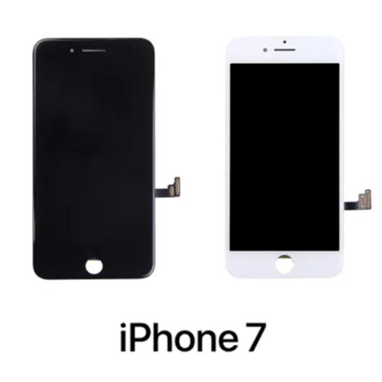 Снимка на Дисплей за Iphone 7 Бял и Черен Супер Качество АААА+ Оригинални