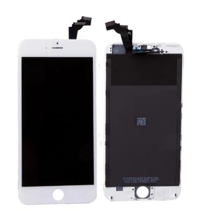 Снимка на Дисплей за Iphone 6+ Плюс Бял и Черен Супер Качество АААА+