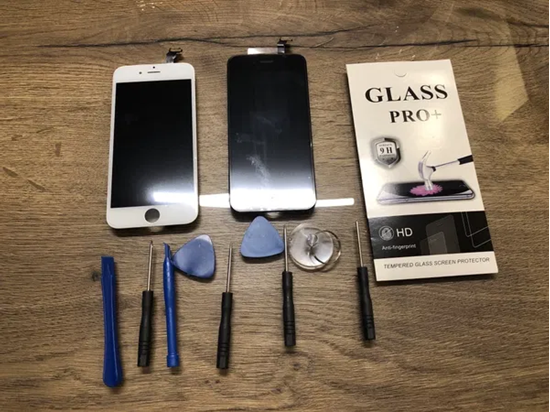 Снимка на Tianma Дисплей за Iphone 6 Бял и Черен Супер Качество АААА+ Оригинални
