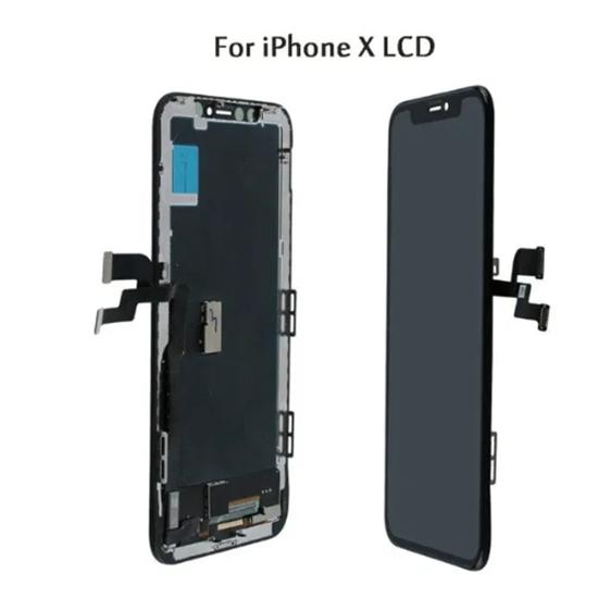Picture of Дисплей за Iphone XR 2 качествено оригинално и копие айфон черен Tianma