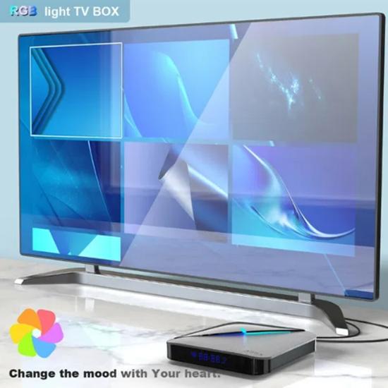 Снимка на Тв Бокс - A95X F3 Android 9.0 TV Box 2GB / 16GB Quad Core 64 Bit 8K СH