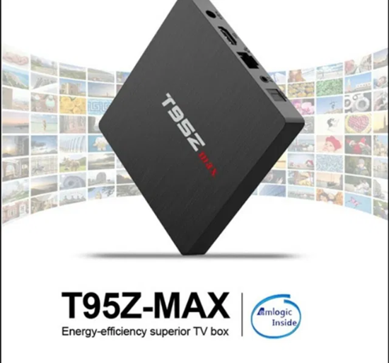 Снимка на Тв Бокс - T95Z Max Android 7.1 TV Box 2GB / 16GB Quad Core 64 Bit 6K С