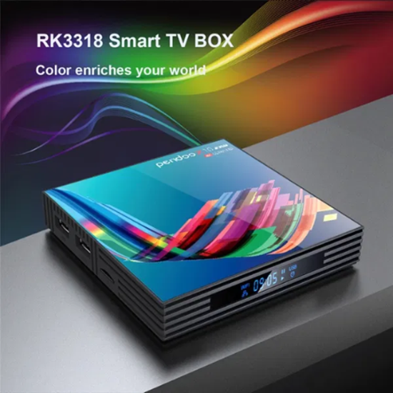 Снимка на Тв Бокс - Pendoo x10 pro Android 9.0 TV Box 2GB / 16GB Quad Core 64 Bi