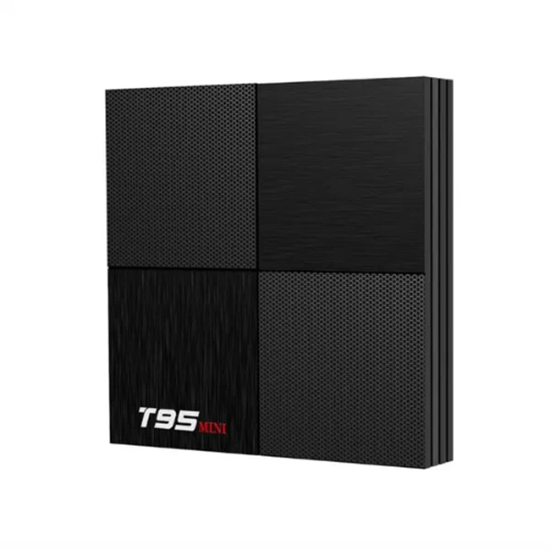 Picture of Тв Бокс - T95 Mini Android 9.0 TV Box 2GB / 16GB Quad Core 64 Bit 6K С