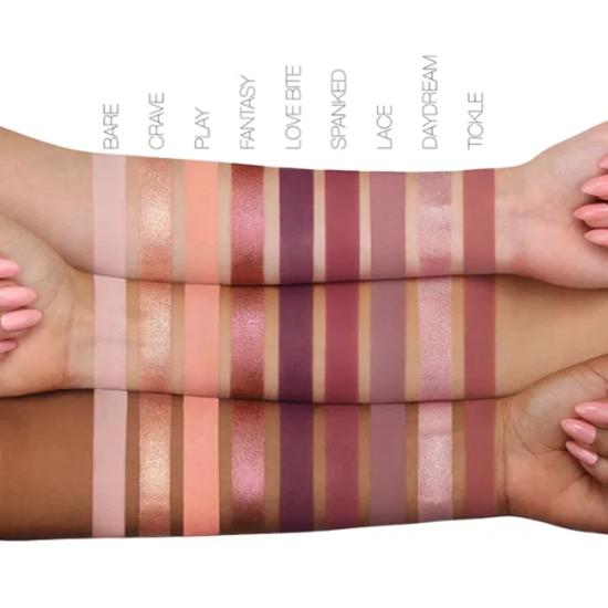 Picture of Палитра сенки за очи Худа Бюти Нуде Huda Beauty Nude Palette