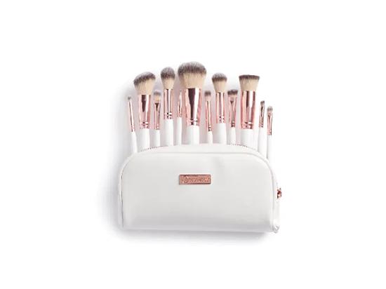 Снимка на Комплект четки за грим 14 бр с несесер bh cosmetics brush set 14