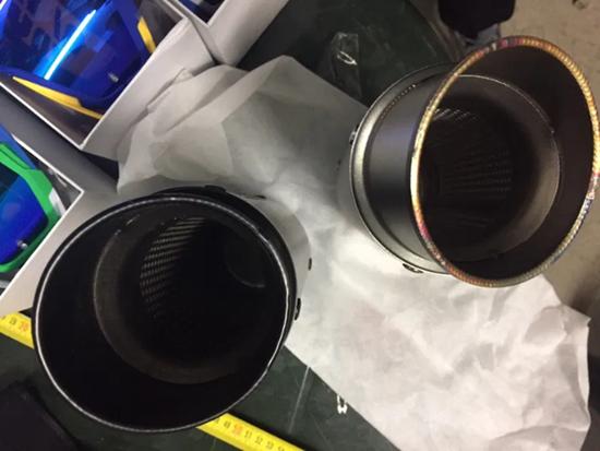 Picture of SC спортни гърнета за мотоциклет с различни отвори и дължина