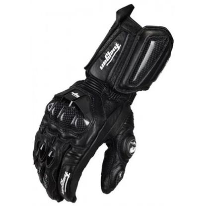 Снимка на Furygan AFS-10 Ево ръкавица - черени размер L и XL за мотор Унисекс
