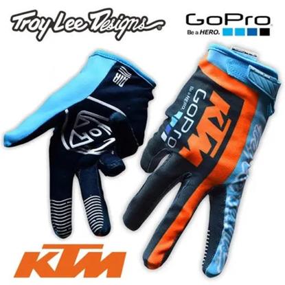 Снимка на Tld Ръкавици Troy Lee Design KTM мотокрос ендуро DH МТБ Вело Downhill