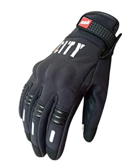 Picture of Текстилни ръкавици за мотор madbike EkoCitъ