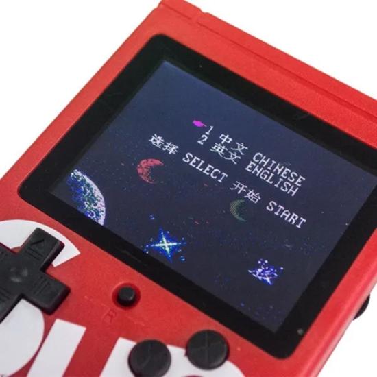 Picture of Sup Преносима Видео Игра 400 В 1 свързване с телевизор конзола за игри
