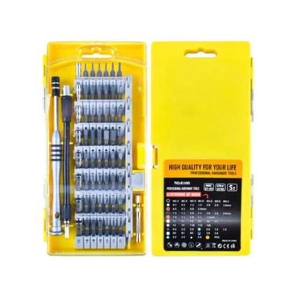 Снимка на Комплект ръчен инструмент за разглобяване на мобилен телефон 45 в 1