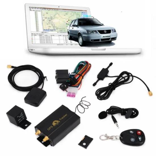 Снимка на Оригинален TK103B GPS проследяващо устройство за превозни средства