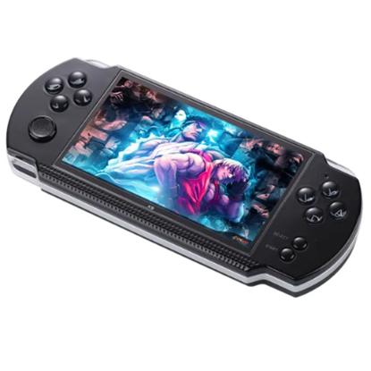 "Снимка на LCD X9 5.1"" Display Retro Game Console Конзола за ретро игри 300 игри"