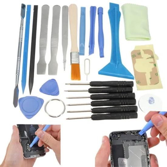 Снимка на 23 в 1 Комплект инструменти за ремонт за компютри лаптопи телефони