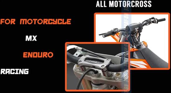 Picture of MX Алуминиево кормило за мотоциклет ендуро крос пистов