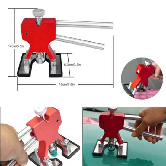 Снимка на Инструмент за отстраняване на вдлъбнатини от градушки и други
