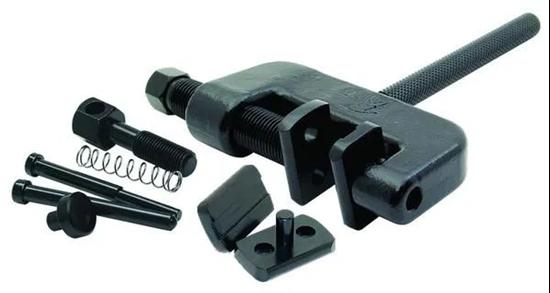 Снимка на Комплект за разнитване и занитване на вериги занитвачка за мотор крос