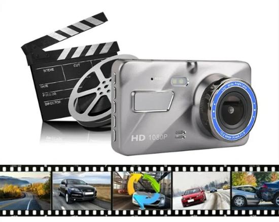 Снимка на GT900 автомобил DVR камера G-сензор за нощно виждане