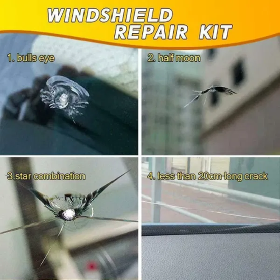 Picture of Комплект за поправка на автостъкла Windshield-Glass-Repair