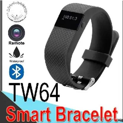 Снимка на Спортна гривна за спортни тренировки TW64 Bluetooth Smartban