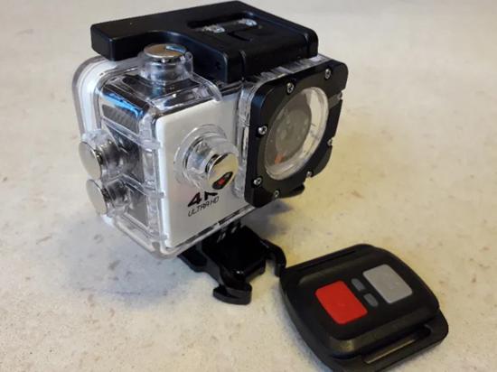 Picture of спортна камера A6R с дистанционно, водоустойчива WIFI