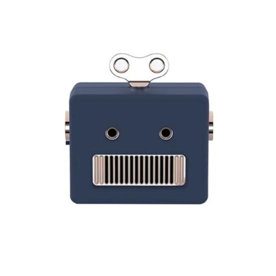 Picture of Винтидж робот колонка с презареждаща се батерия и блутуд връзка