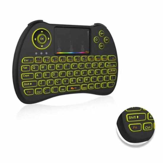 Picture of Безжична клавиатура H9 със и без подсветка подходяща за всички устройства