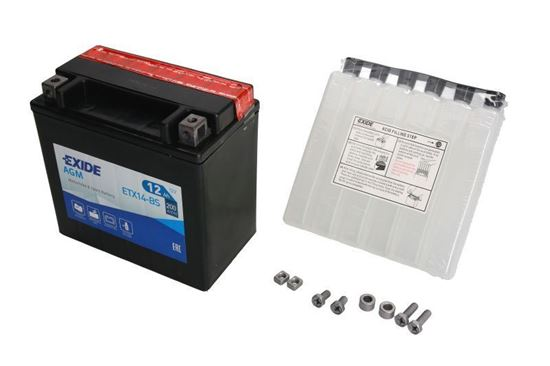 Picture of YTX14-BS EXIDE