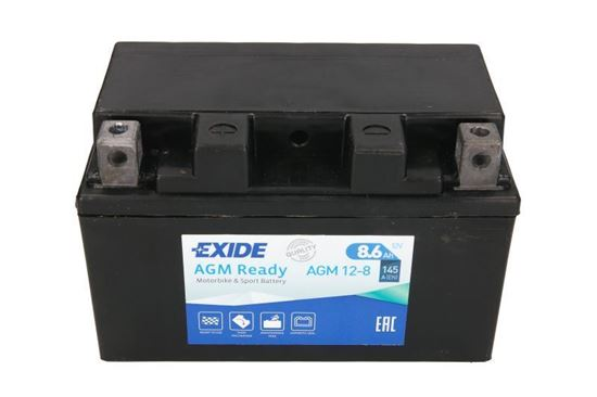 Picture of YTZ10S-BS EXIDE READY