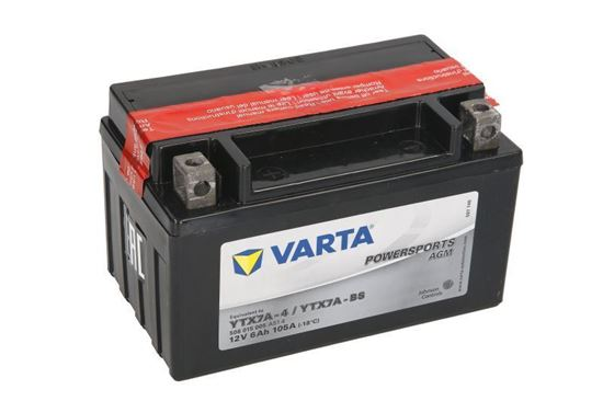 Picture of YTX7A-BS VARTA FUN