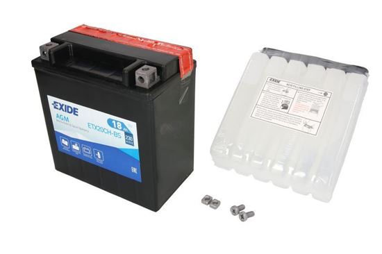 Picture of YTX20CH-BS EXIDE