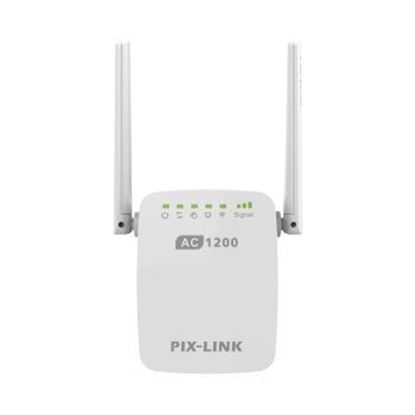 Picture of Безжичен WiFi рутер PIX LINK LV-AC12 1200Mbps